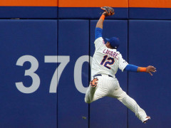 Fielding Bible, Gold Glove Award In Sight For Lagares