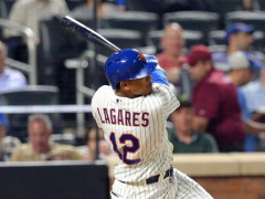 Kevin Long Dishes On Lagares, Granderson, Murphy