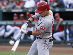 Would Angels Part With Kole Calhoun or C.J. Cron To Get That Arm?