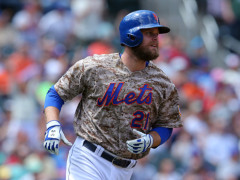 Lucas Duda and Mets Cease Extension Talks