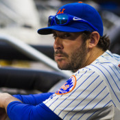 Terry Collins Unhappy With Matt Harvey's Most Recent Session