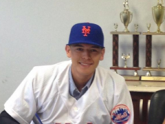 Mets Sign 16-Year Old Venezuelan Shortstop Kenny Hernandez