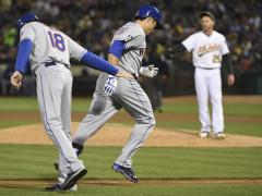 MMO Game Recap: Athletics 6, Mets 2