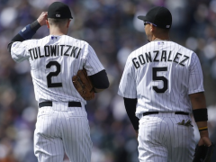Carlos Gonzalez and Troy Tulowitzki Both To Have Season Ending Surgery