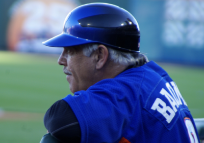 Wally Backman Named PCL Manager Of The Year