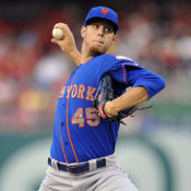 Real Deal: Wheeler Has Emerged as a Force in Mets Rotation