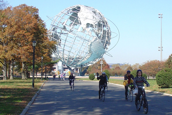 Queens Flushing Meadows
