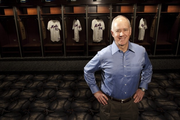 Sandy Alderson: There's A Lot Of Reason For Optimism