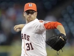 Collin McHugh Shutdown, Won't Face Mets This Weekend