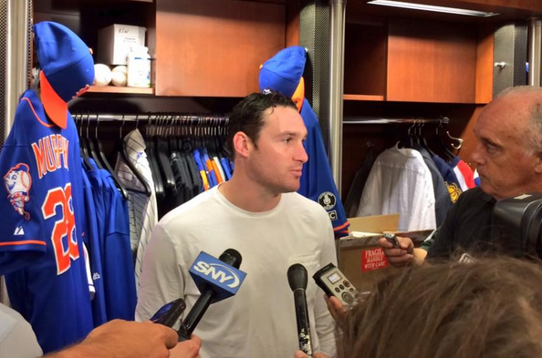 Daniel Murphy Disagrees With Gay Lifestyle