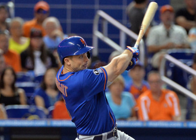 David Wright Finally Coming Around With Bat