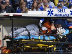 Stanton Suffers Lacerations, Fractures, Dental Damage After Being Hit In The Face