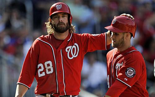 MLB: Philadelphia Phillies at Washington Nationals
