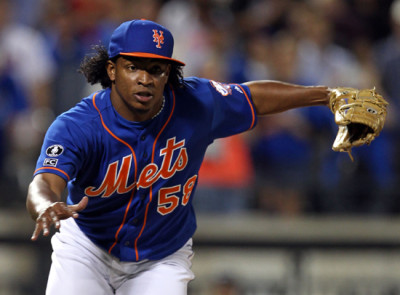 Jenrry Mejia Tosses Scoreless Inning As He Nears  July Return