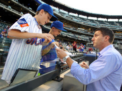 A Somber Goodbye From Kevin Burkhardt