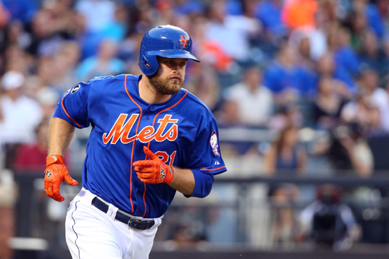 Duda Swings A Bat For First Time In Weeks