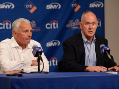 Mets Make It Official: Alderson Gets 3-Year Extension, Collins Will Remain Manager