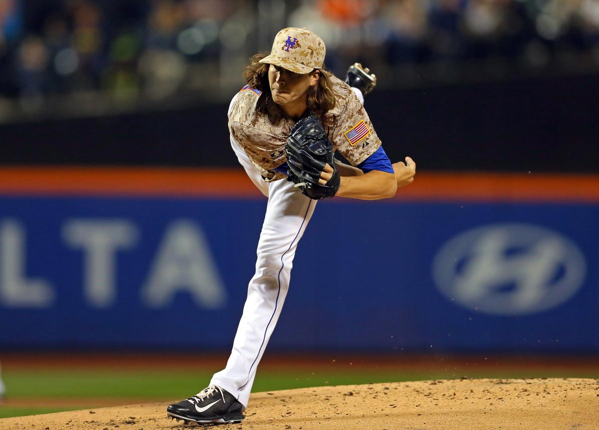 MLB: Miami Marlins at New York Mets