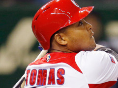 Braves Enter Yasmani Tomas Sweepstakes