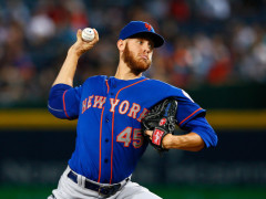 Wheeler Feels 100%, Could Throw In Pen To Limit Innings