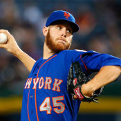 Zack Wheeler Joins A Special Strikeout Club