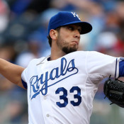 James Shields Agrees To 4-Year Deal With Padres