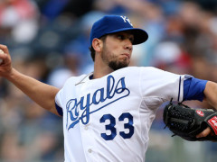 Morning Grind: James Shields Should Stay in Kansas City