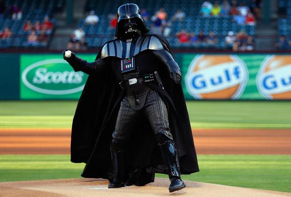 Darth+Vader+Seattle+Mariners+v+Texas+Rangers+J2yZzBGJBFUl