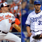 ALCS Game Thread: Royals vs Orioles, 8:00 PM (Game 1)