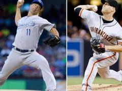 World Series Thread: Royals vs Giants, 8:00 PM (Game 3)