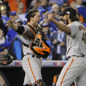 San Francisco Giants Are World Series Champs, Bumgarner Named MVP