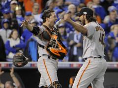 San Francisco Giants Are World Series Champs, Bumgarner Named MVP