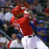 Alex Rios Dumps Agent, Hires Scott Boras