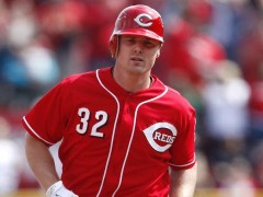 Report: Reds Outfielder Jay Bruce Is Available