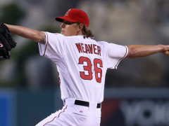 Why Jered Weaver is a Fit for the Mets