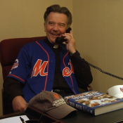 Former Mets Chaplain Relives 1986 World Series