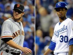 World Series Thread: Giants vs. Royals, 8:00 PM (Game 6)