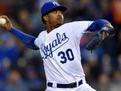 Royals Letting Yordano Ventura Exceed Innings Limit