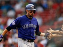 Featured Post: Keith Lays Down The Law On Cuddyer