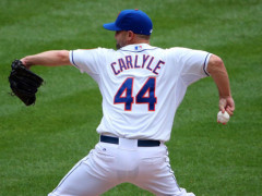 Mets Discussing Bringing Back Reliever Buddy Carlyle