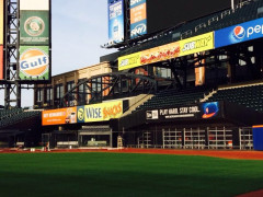 Alderson Wanted to Take Citi Field's Dimensions Out of the Conversation