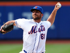 Mets Considering Re-Signing LHP Dana Eveland