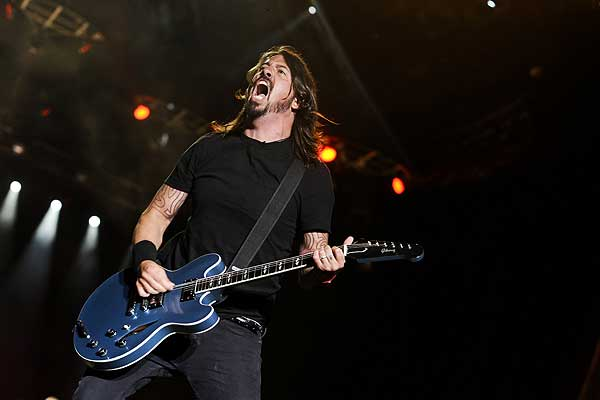 foo fighters david grohl