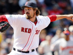 Yankees Sign Andrew Miller To 4-Year, $36 Million Deal