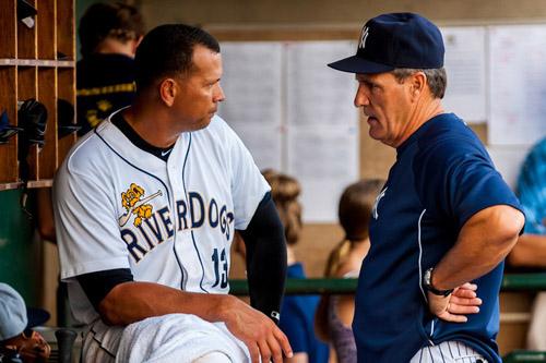 Minor League Baseball: Rome Braves at Charleston RiverDogs