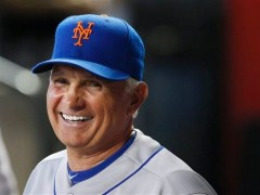 Collins Still Talking Playoffs In '15, Shares A Mets Lineup Preview