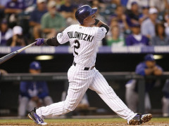 Blue Jays and Rockies Swap Jose Reyes and Troy Tulowitzki