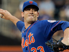 Matt Harvey Could Be Held Back Until Home Opener At Citi