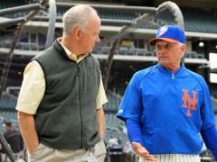 Collins and Alderson Disappointed In Lefthanded Bullpen Situation