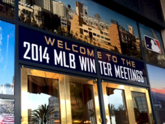 Winter Meetings Day 1: And Away We Go…